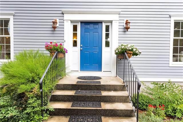 28 Dickinson Road, Darien, CT 06820 (MLS #170428064) :: GEN Next Real Estate