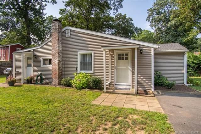 34 Pine Road, Suffield, CT 06093 (MLS #170428104) :: GEN Next Real Estate