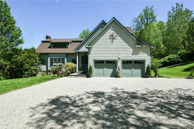 88 Gunn Hill Road, Washington, CT 06777 (MLS #170428113) :: Around Town Real Estate Team