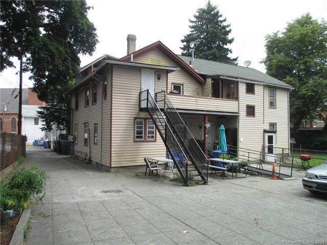 1 James Place, Waterbury, CT 06708 (MLS #170428134) :: GEN Next Real Estate