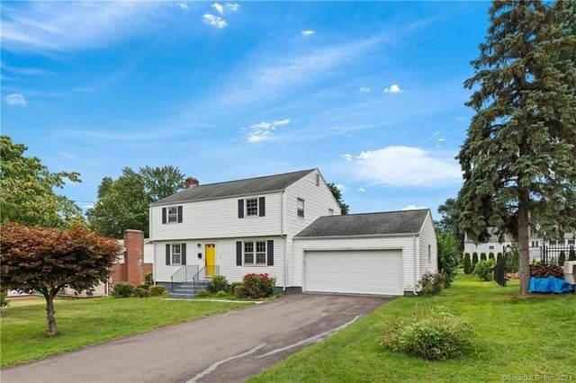 48 Crest Street, Wethersfield, CT 06109 (MLS #170428151) :: GEN Next Real Estate