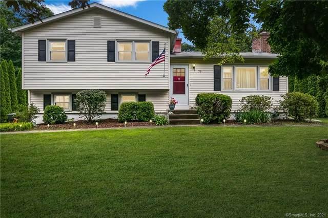 79 Pastors Walk, Monroe, CT 06468 (MLS #170428244) :: GEN Next Real Estate