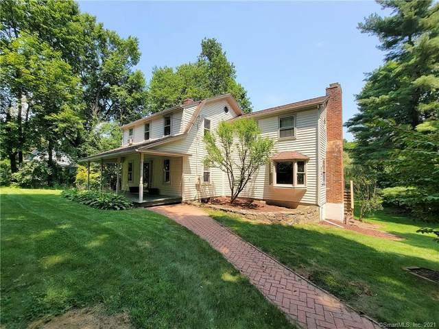 220 Black Rock Turnpike, Redding, CT 06896 (MLS #170428362) :: Kendall Group Real Estate | Keller Williams