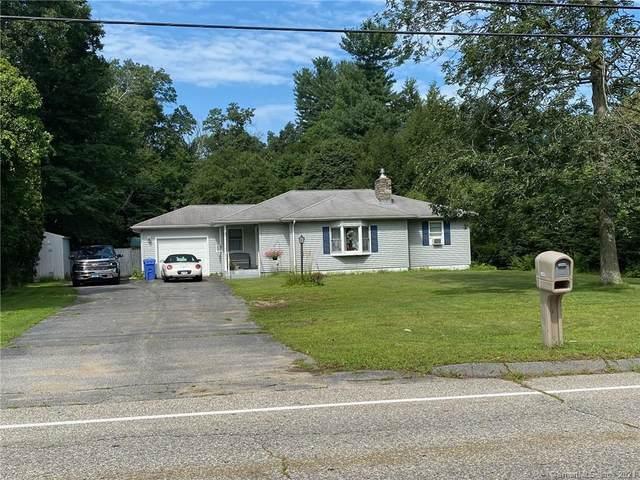 1033 Upper Maple Street, Killingly, CT 06241 (MLS #170428412) :: Kendall Group Real Estate | Keller Williams