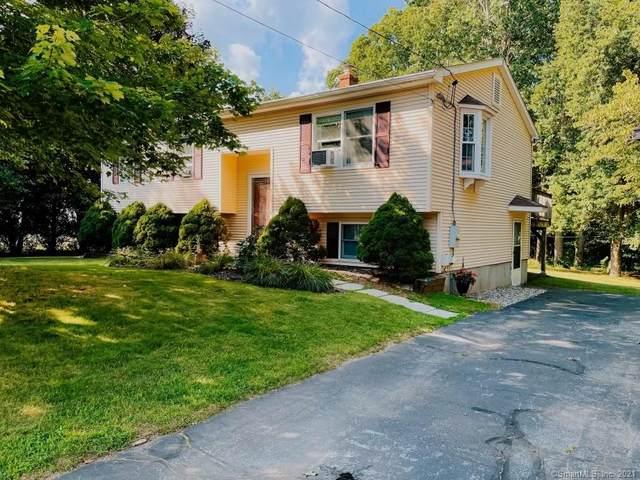 8 Beechwood Boulevard, Plainfield, CT 06374 (MLS #170428595) :: Linda Edelwich Company Agents on Main