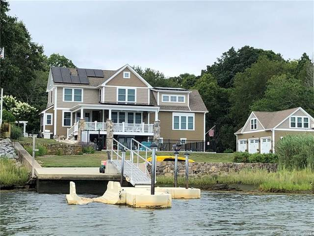 20 Jordan Cove Road, Waterford, CT 06385 (MLS #170428636) :: GEN Next Real Estate