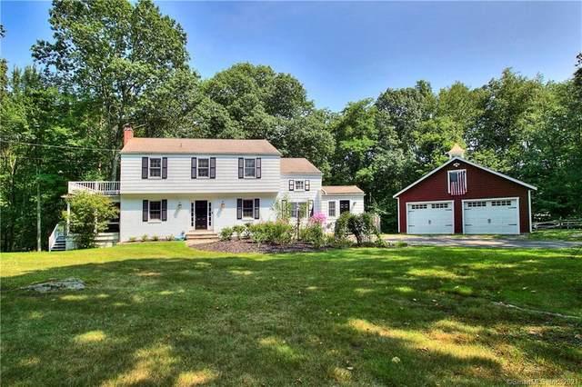 121 Steep Hill Road, Weston, CT 06883 (MLS #170428676) :: GEN Next Real Estate