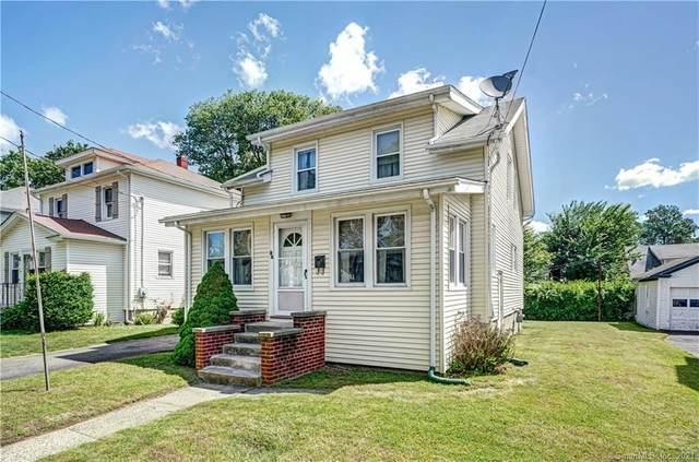 38 Rivercliff Drive, Milford, CT 06460 (MLS #170428779) :: GEN Next Real Estate