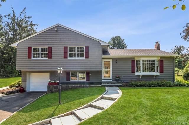 128 Walnut Tree Hill Road, Newtown, CT 06482 (MLS #170428785) :: GEN Next Real Estate