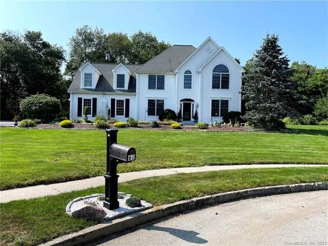 61 Brookview Court, Groton, CT 06340 (MLS #170428846) :: Kendall Group Real Estate | Keller Williams