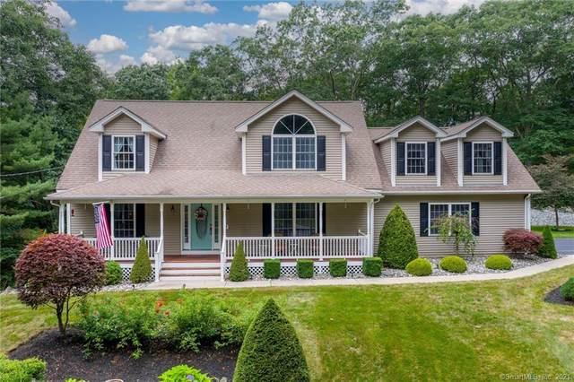 371 Fox Road, Putnam, CT 06260 (MLS #170428854) :: Michael & Associates Premium Properties | MAPP TEAM