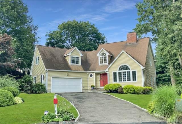 53 Talmadge Lane, Stamford, CT 06905 (MLS #170428972) :: Linda Edelwich Company Agents on Main