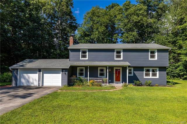 10 Sugar Camp Road, Canton, CT 06019 (MLS #170429059) :: Linda Edelwich Company Agents on Main
