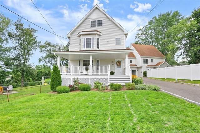 1021 Black Rock Turnpike #1021, Fairfield, CT 06825 (MLS #170429061) :: GEN Next Real Estate