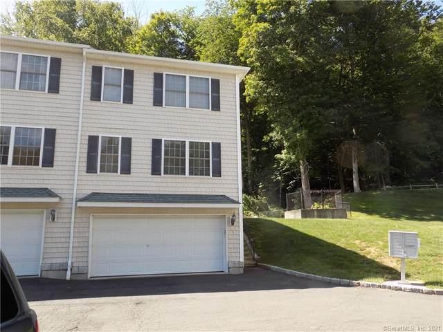 160 Shelter Rock Road #5, Danbury, CT 06810 (MLS #170429098) :: GEN Next Real Estate