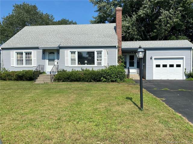 13 Homewood Place, Norwich, CT 06360 (MLS #170429105) :: Linda Edelwich Company Agents on Main