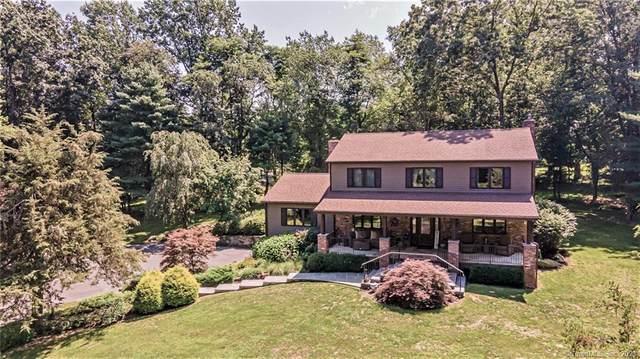 152 Codfish Hill Road, Bethel, CT 06801 (MLS #170429120) :: Michael & Associates Premium Properties | MAPP TEAM