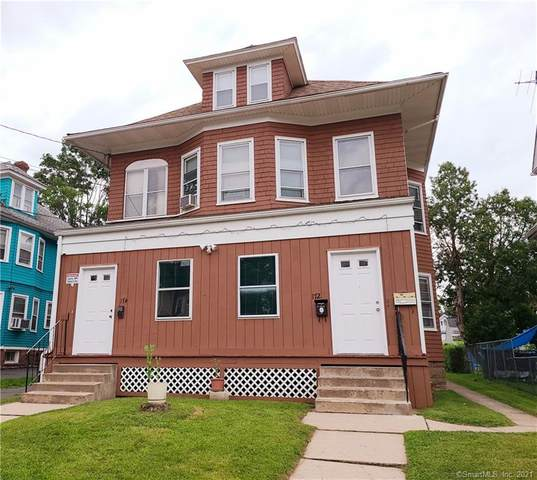 172 Barker Street, Hartford, CT 06114 (MLS #170429142) :: Linda Edelwich Company Agents on Main