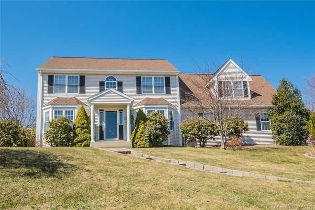 4 Dolores Circle, Pomfret, CT 06259 (MLS #170429152) :: Kendall Group Real Estate | Keller Williams