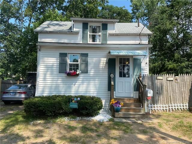 12 Howard Court, East Hartford, CT 06108 (MLS #170429227) :: GEN Next Real Estate