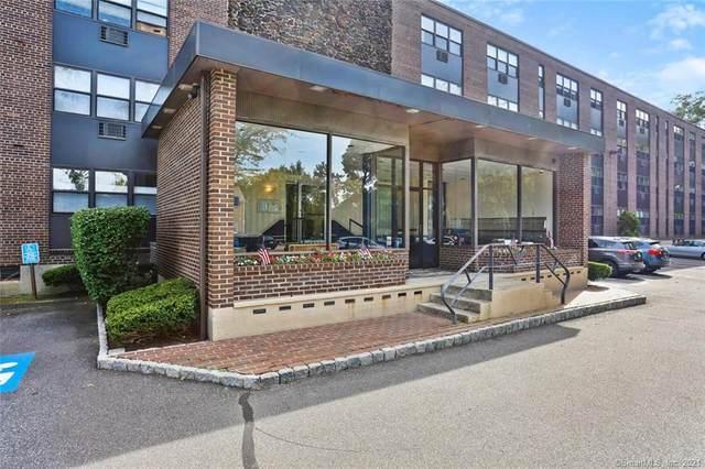 9 Park Street 1E, Norwalk, CT 06851 (MLS #170429311) :: Linda Edelwich Company Agents on Main