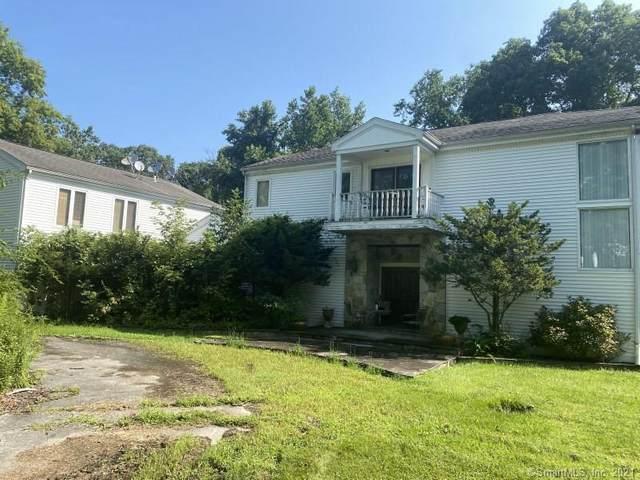 106A Comstock Hill Avenue, Norwalk, CT 06850 (MLS #170429330) :: Carbutti & Co Realtors