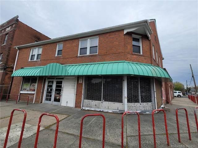 438-440 New Britain Avenue, Hartford, CT 06106 (MLS #170429350) :: Michael & Associates Premium Properties | MAPP TEAM