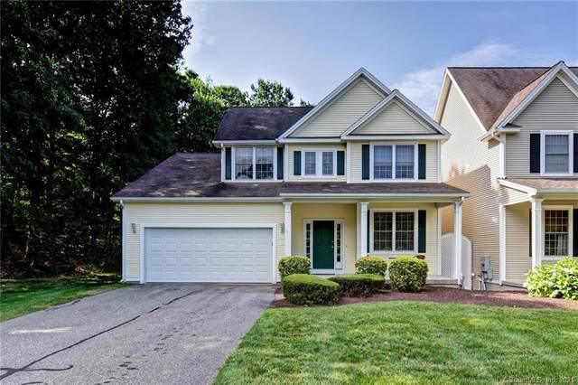 11 Centerwood Road #11, Burlington, CT 06013 (MLS #170429462) :: GEN Next Real Estate