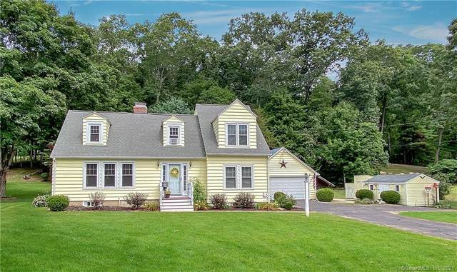 48 Puddin Lane, Mansfield, CT 06250 (MLS #170429513) :: The Higgins Group - The CT Home Finder