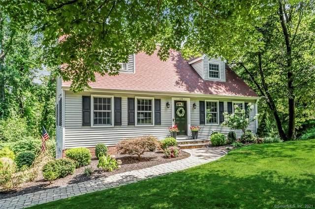 19 Evergreen Place, Ridgefield, CT 06877 (MLS #170429527) :: GEN Next Real Estate