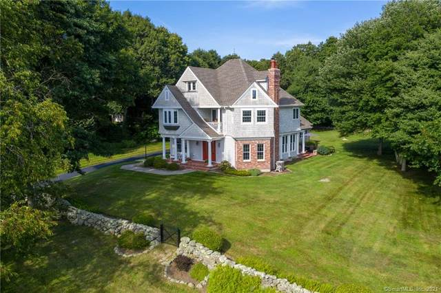 28 Crosswinds Drive, Groton, CT 06340 (MLS #170429570) :: Kendall Group Real Estate | Keller Williams