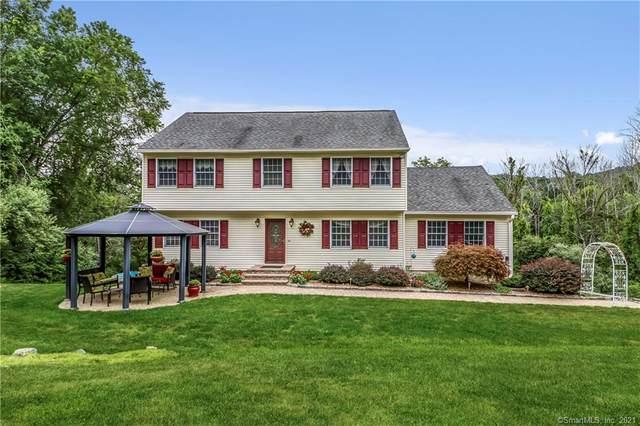 121 Briar Ridge Road, Danbury, CT 06810 (MLS #170429589) :: Chris O. Buswell, dba Options Real Estate