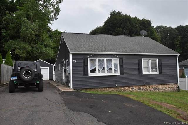 22 Burwell Avenue, Southington, CT 06489 (MLS #170429597) :: Linda Edelwich Company Agents on Main