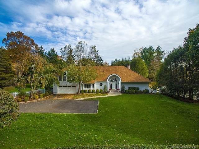 64 Old Hill Road, Westport, CT 06880 (MLS #170429618) :: Kendall Group Real Estate | Keller Williams