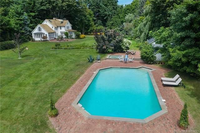 466 Ridgebury Road, Ridgefield, CT 06877 (MLS #170429643) :: GEN Next Real Estate