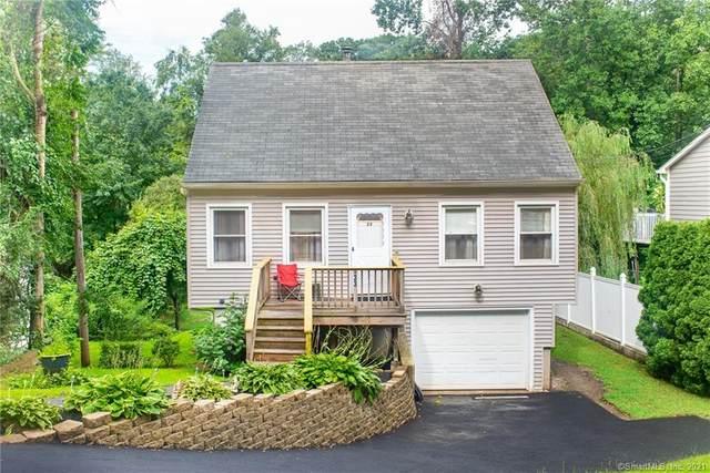 33 Wopowog Trail, Shelton, CT 06484 (MLS #170429654) :: Kendall Group Real Estate | Keller Williams