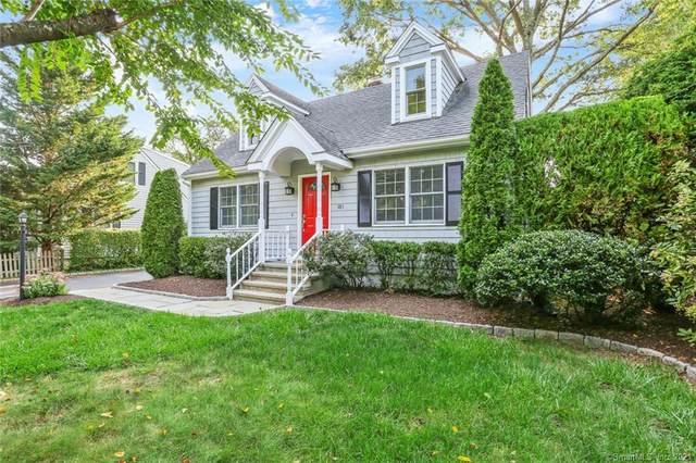101 Hulls Highway, Fairfield, CT 06890 (MLS #170429877) :: GEN Next Real Estate