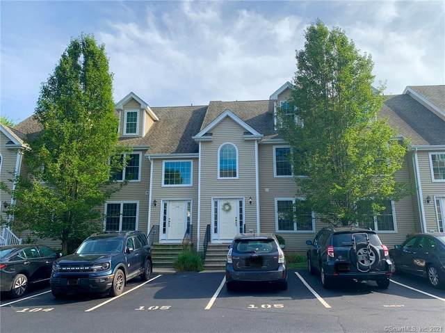 15 Freedom Way #105, East Lyme, CT 06357 (MLS #170429959) :: Next Level Group