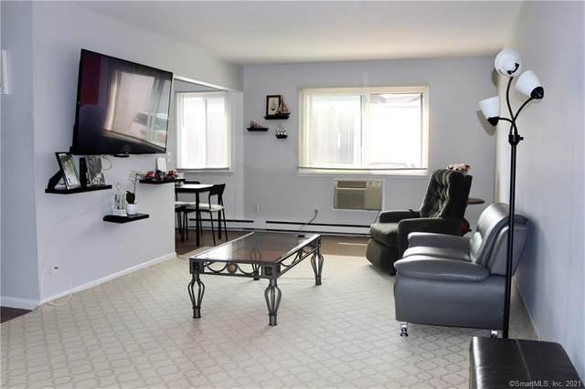 4 Glenwood Avenue A8, Norwalk, CT 06854 (MLS #170429993) :: GEN Next Real Estate
