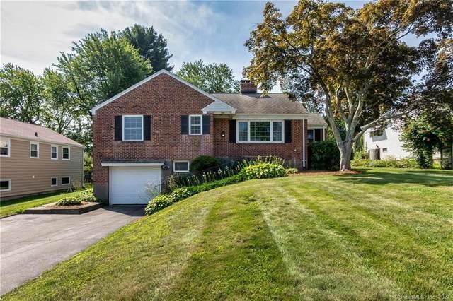 148 Valley View Drive, Wethersfield, CT 06109 (MLS #170430033) :: GEN Next Real Estate