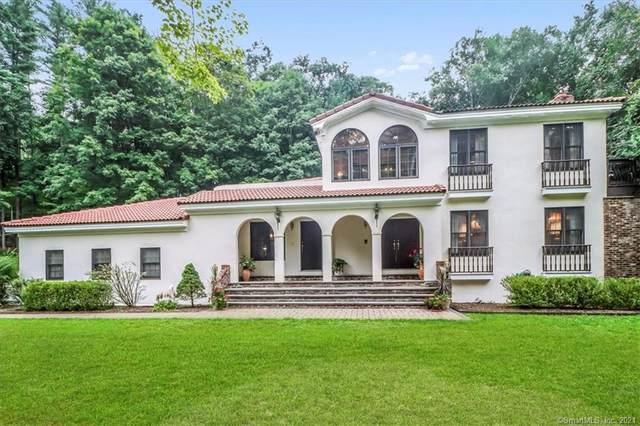 7 Hidden Brook Drive, Brookfield, CT 06804 (MLS #170430108) :: GEN Next Real Estate