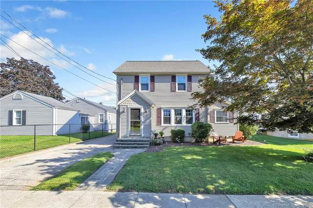 184 Allyndale Drive, Stratford, CT 06614 (MLS #170430111) :: Linda Edelwich Company Agents on Main