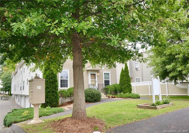 25 Sniffen Street D, Norwalk, CT 06851 (MLS #170430150) :: Linda Edelwich Company Agents on Main