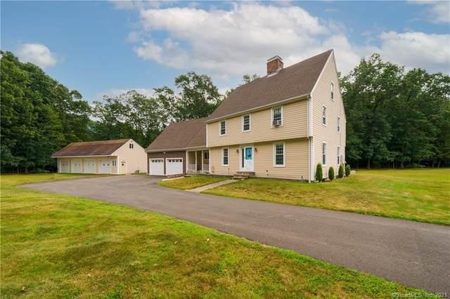 158 Merriman Road, Windsor, CT 06095 (MLS #170430230) :: Kendall Group Real Estate | Keller Williams