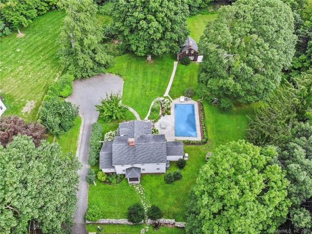 9 Cartbridge Road, Weston, CT 06883 (MLS #170430268) :: GEN Next Real Estate