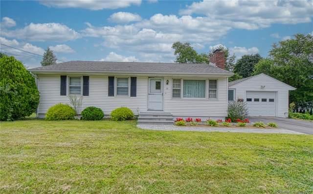 32 Maple View Drive, Wolcott, CT 06716 (MLS #170430277) :: Michael & Associates Premium Properties | MAPP TEAM