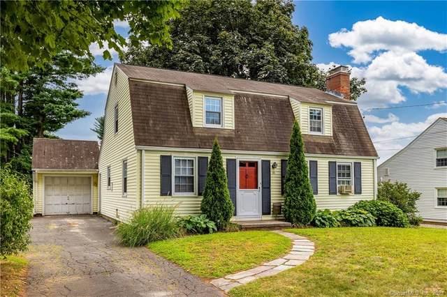 35 Centerwood Road, Newington, CT 06111 (MLS #170430423) :: GEN Next Real Estate