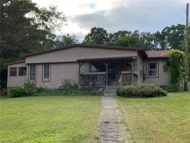 1702 Route 197, Woodstock, CT 06281 (MLS #170430461) :: Spectrum Real Estate Consultants