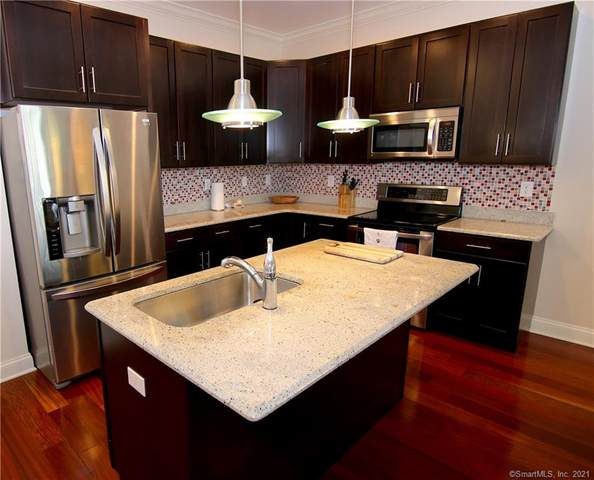 144 East Avenue B106, Norwalk, CT 06851 (MLS #170430484) :: Michael & Associates Premium Properties | MAPP TEAM