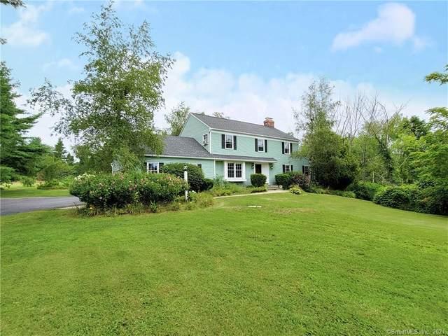 55 Wood Road, Redding, CT 06896 (MLS #170430499) :: Kendall Group Real Estate | Keller Williams